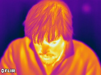 Thermal person