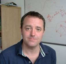 Dr. Hywel Williams, Computer Science